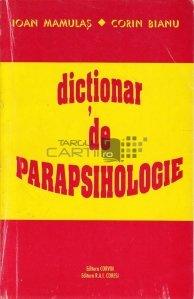 Dictionar de parapsihologie