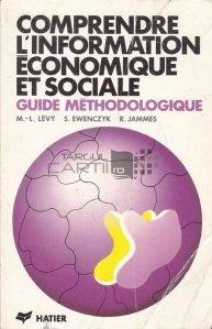 Comprendre l'information economique et sociale