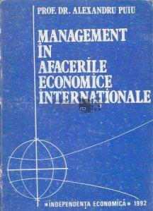 Management in afacerile economice internationale
