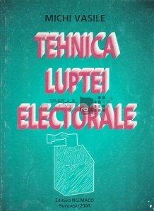 Tehnica luptei electorale