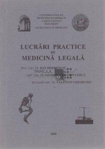 Lucrari practice de medicina legala
