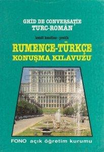 Ghid de conversatie turc-roman/Rumence-turkce kontusma kilavuzu