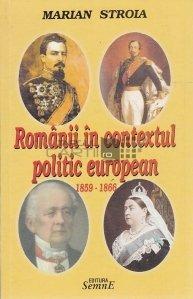 Romanii in contextul politic european