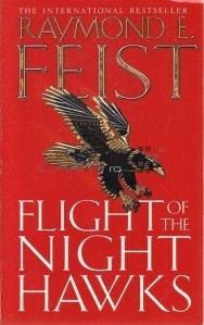 Flight of the nights hawks