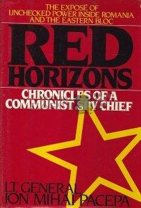 Red Horizons / Orizonturile rosi