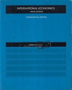 International Economics / Economii internationale