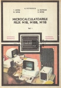 Microcalculatoarele feli m18, m18b, m118