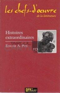 Histoires extraordinaires / Povesti extraordinare