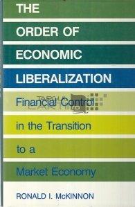 The order of economic liberalization / Ordinea liberalizarii economice