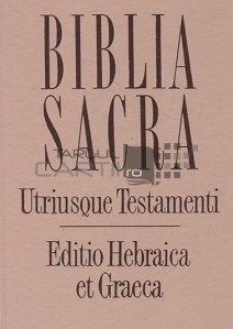 Biblia sacra utriusque testamenti / Noul Testament