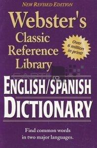 Webster English/spanish dictionary / Dicționar englez / spaniol