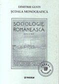 Scoala monografica Sociologie romaneasca