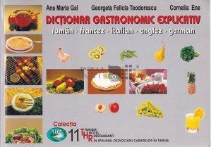 Dictionar gastronomic explicativ