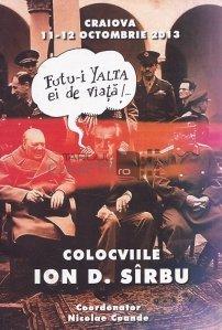 Colocviile Ion D. Sarbu