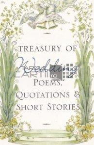 Treasury of  wedding. Poems, quotations & short stories / Trezoreria nuntii. Poezii, citate și nuvele