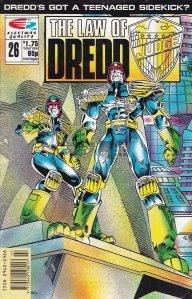 The Law of Dredd