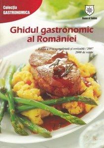 Ghidul gastronomic al Romaniei 2007