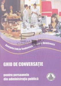 Ghid de conversatie pentru persoanele din administratia publica