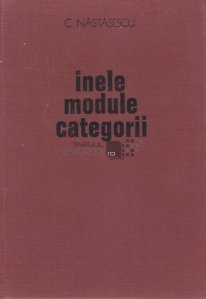 Inele. Module. Categorii