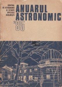 Anuarul astronomic 1985