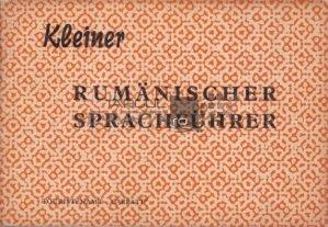 Kleiner Rumanischer-Sprachfuhrer / Ghid de conversatie roman-german