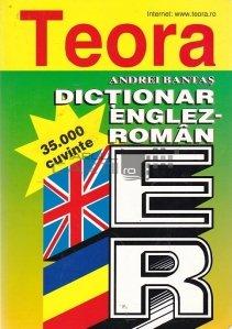 Dictionar Englez-Roman 35.000 cuvinte