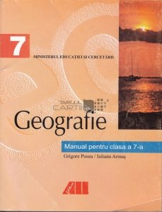 Geografie: manual pentru clasa a VII-a