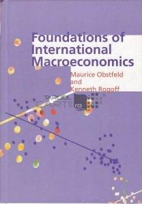 Foundations of international macroeconomics / Fundamentele macroeconomiei internationale