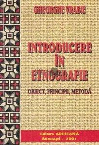 Introducere in etnografie