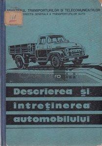Descrierea si intretinerea automobilului