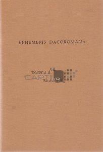 Ephemeris Dacoromana