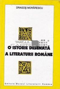 O istorie desenata a literaturii romane
