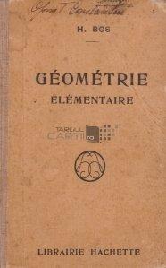 Geometrie elementaire / Geometria elementara