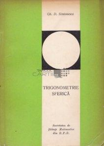 Trigonometrie sferica