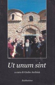 Ut unum sint / A fi unul