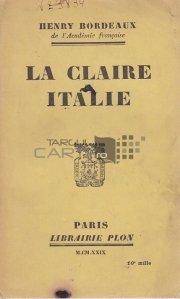 La claire Italie / Italia clara