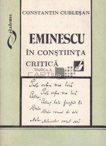 Eminescu in constiinta critica