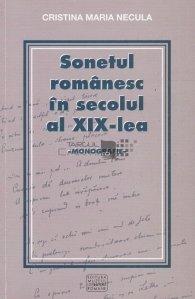 Sonetul romanesc in secolul al XIX-lea