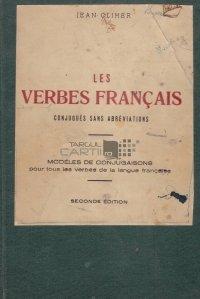 Les verbes de francais