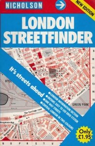 London Streetfinder / Ghidul strazilor din Londra