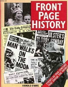 Front Page History