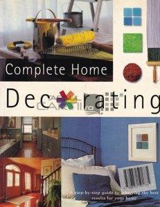 Complete home decorating / Decorarea completă a casei