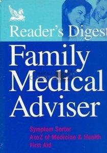 Family medical adviser / Sfatuitorul medical al familiei