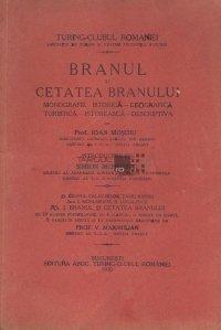 Branul si cetatea Branului Turing -Clubul Romaniei