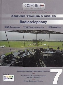 Radiotelephony / Radiotelefonie;Proceduri Comunicatii ICAO VFR RT proceduri UK
