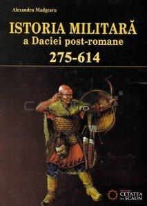 Istoria militara a Daciei post-romane