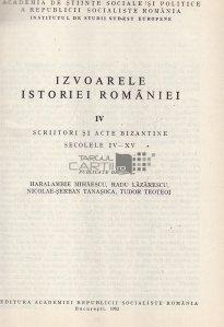 Fontes historiae daco-romanae / Izvoarele istoriei Romaniei