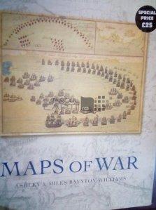 Maps of war / Harti de razboi