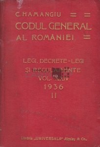Codul general al Romaniei