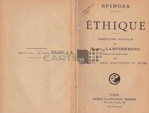 Ethique / Etica